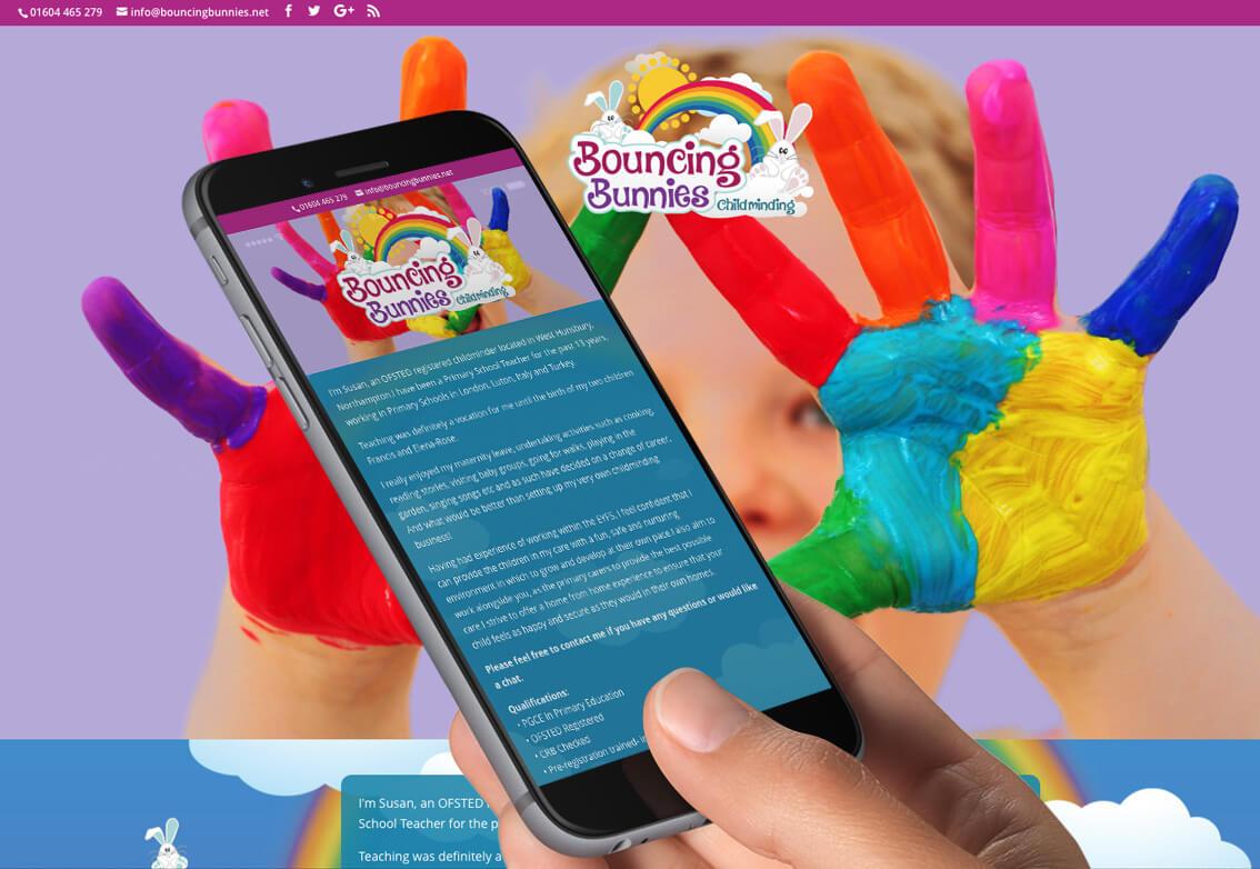 bounce design graphic logo websites web 3