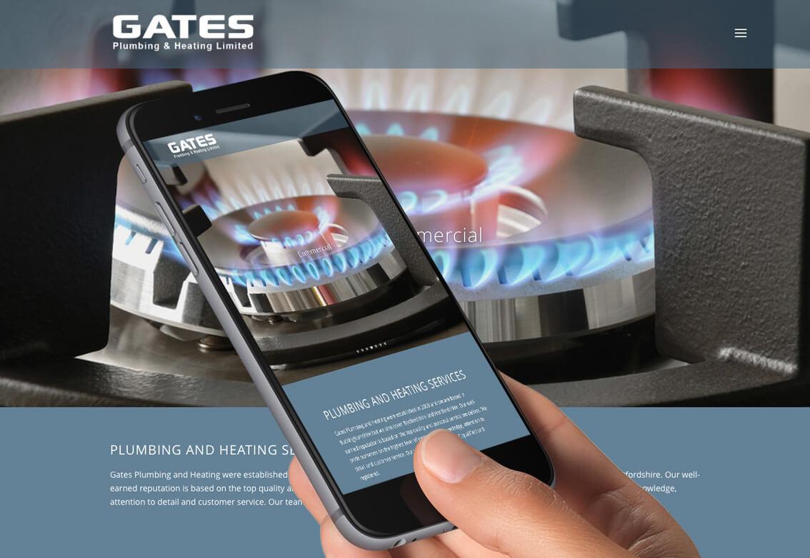 leaflet design, logo design and branding, responsive website