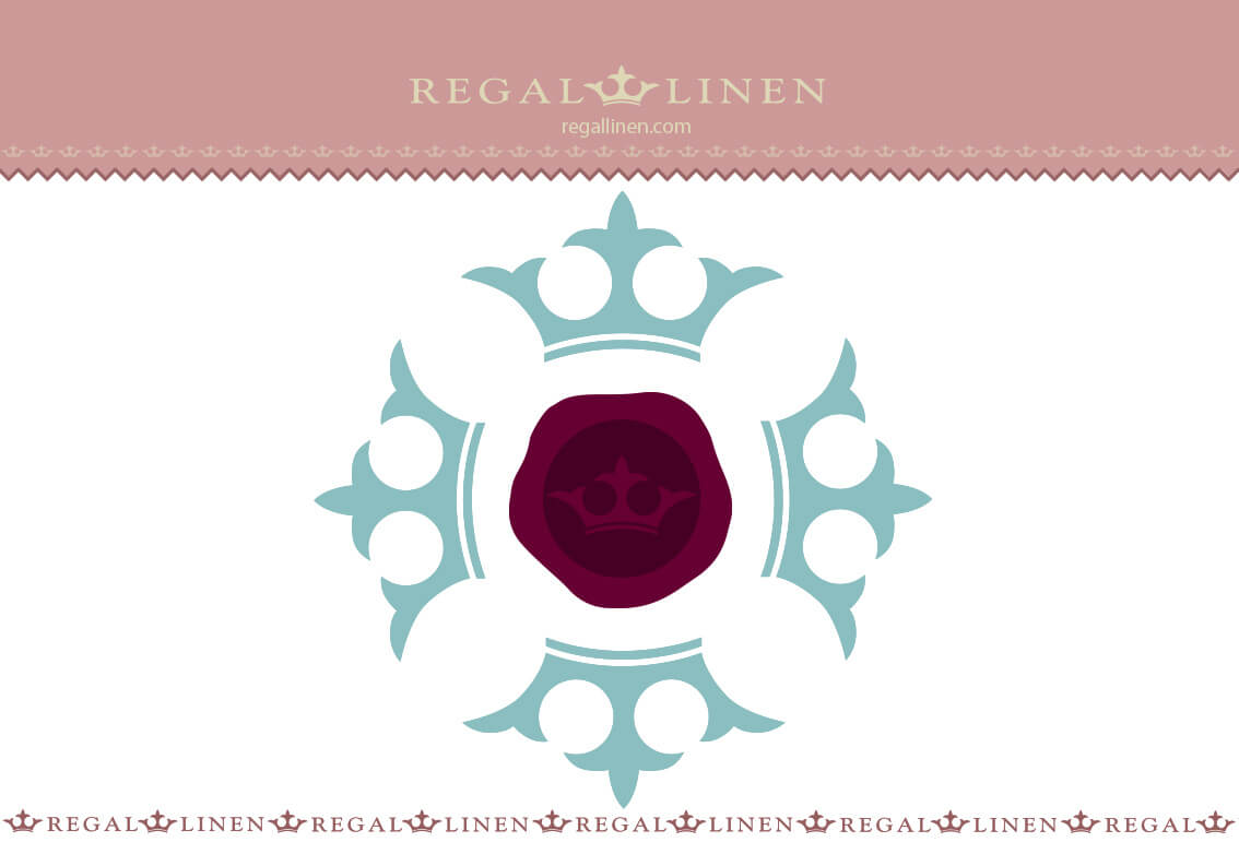 Regal logo website design identity 3