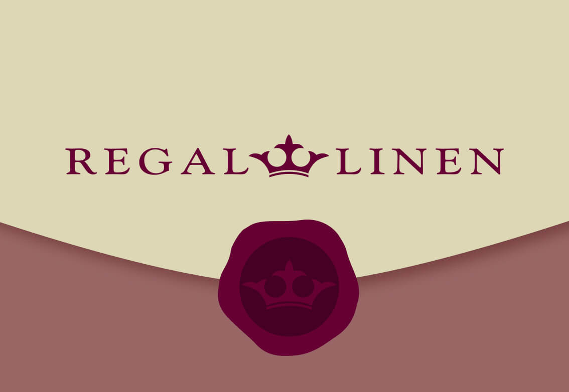 Regal logo website design identity