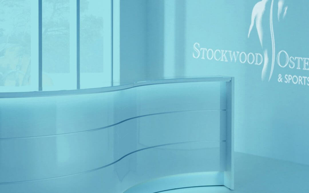 Stockwood logo design